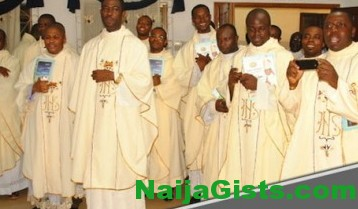 kidnappers sleep off after drinking holy communion wine