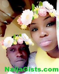 lady stabbed boyfriend to death with scissors lagos