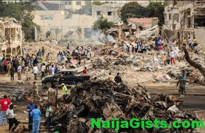 mogadishu suicide bombing death toll