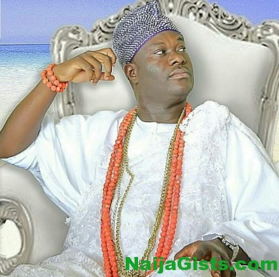 ooni of ife shuts palace