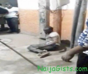 nigerian tortured by indian racists