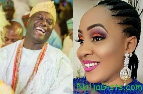 ooni of ife new wife