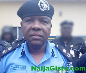 policemen selling suspects to ritualists