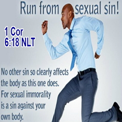 abstain from sexual immorality