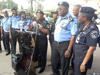 abija arrested police