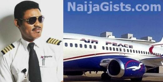 air peace nigeria matthew ekeinde