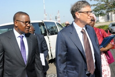 bill gates dangote