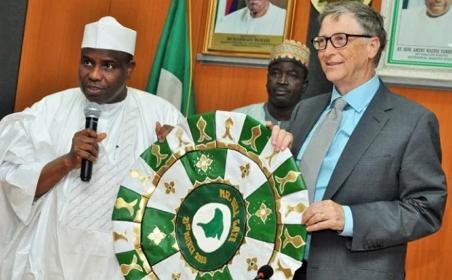 bill gates sokoto nigeria