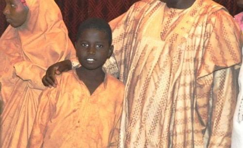 boko haram frees primary school boy kidnapped dapchi