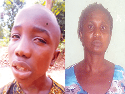 boy blind cane enters eye imo state