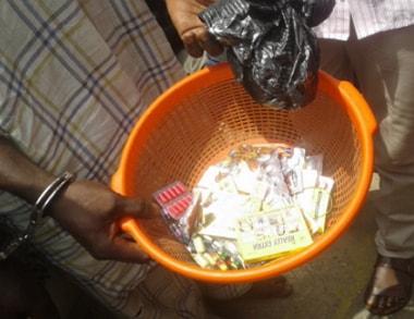 children selling tramadol hard drug oyo state