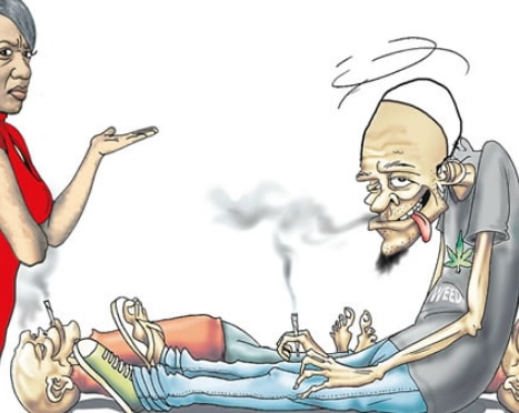 divorce husband smoking ibadan