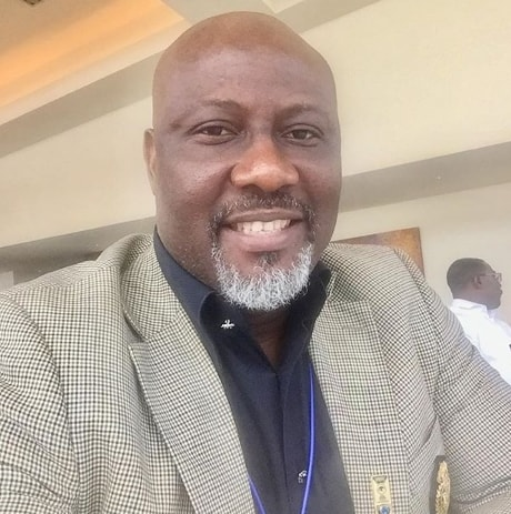 dino melaye flees nigeria uk