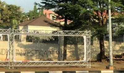 efcc removes yusuf buhari billboard poster