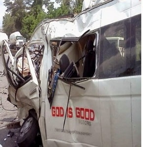 god is good motor accident ijebu ode