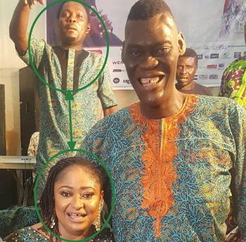 nigeria tallest man afeez oladimeji agoro