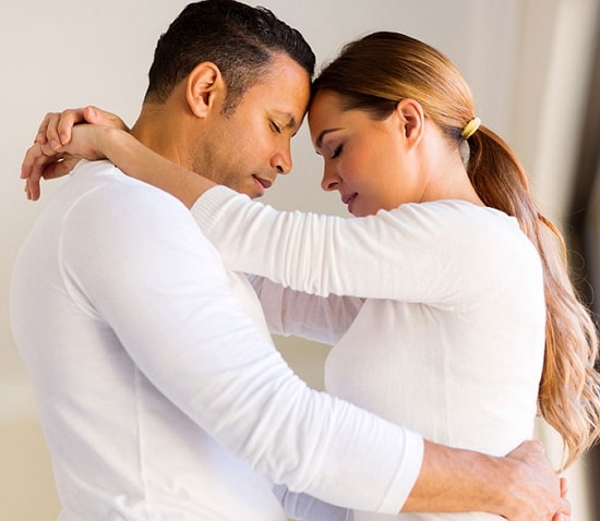 importance physical touch marriage