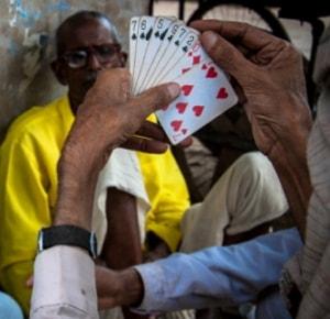 indian man gambled away his family