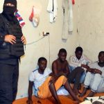 iom rescue nigerians libya slave traders