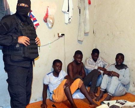 libya not safe