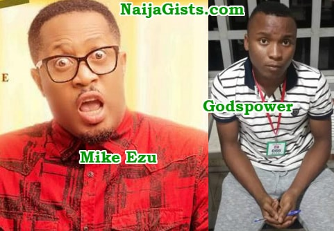 mike ezuruonye impersonator arrested