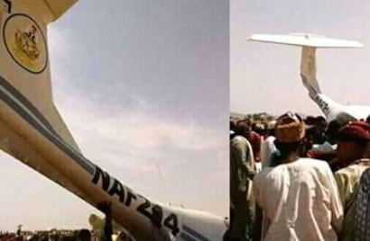 naf training jet crashed kaduna