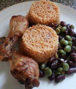 nigerian easter food cook weekend