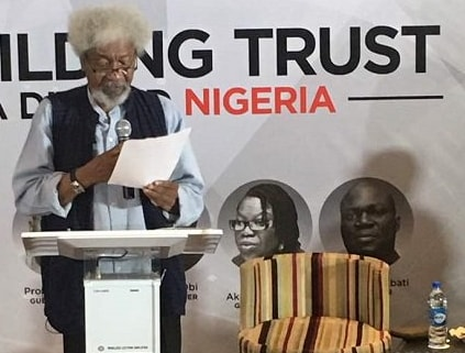soyinka Nigeria trump shithole
