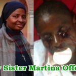nigerian rev sister receives stigmata