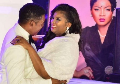 omotola jalade most honoured nollywood actress