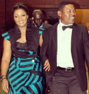 omotola jalade virgin husband