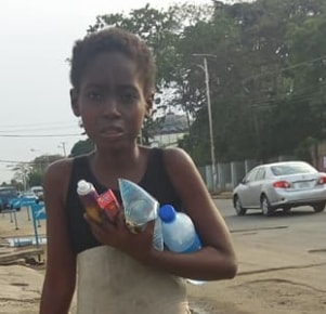 orphan girl kicked out home aunt