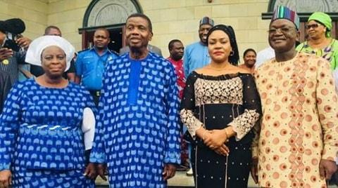 pastor adeboye makurdi benue state