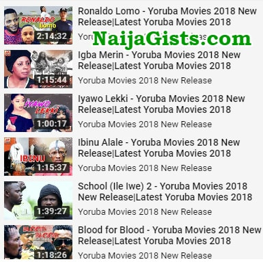 pirates youtube nollywood movies