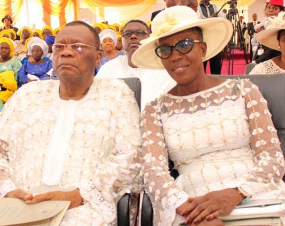 prophet abiara wedding photos