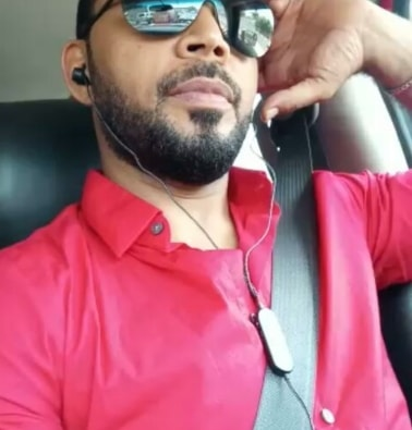 ramsey nouah driving earbuds