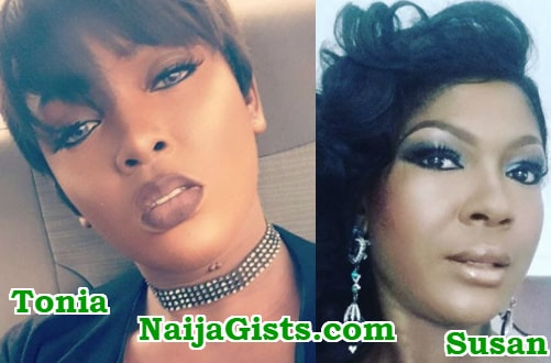 susan peters owe makeup artist
