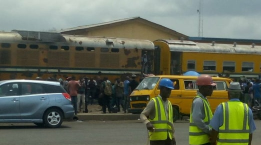 train kills boy ikeja lagos