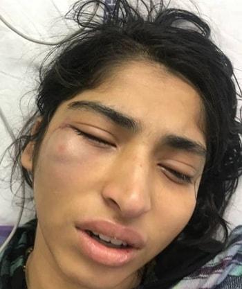 indian woman beaten to coma switching wifi
