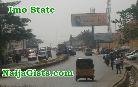 woman killed step daughter imo state