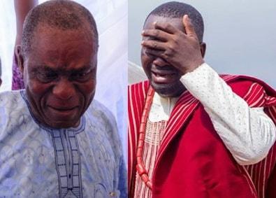 yomi fabiyi father crying