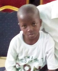 8 year old nigerian boy recites longest bible chapter