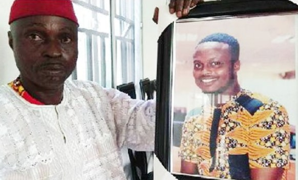 Nwachinyere Of Lagos mourns