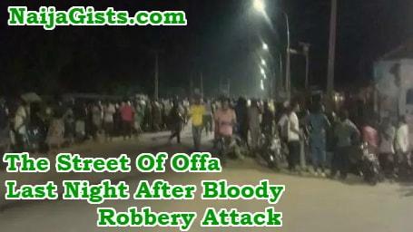 armed robbery attack offa kwara