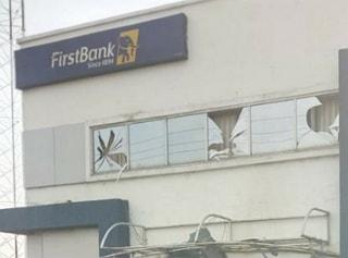 armed robbery first bank ifaki ekiti