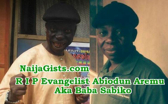 baba sabiko dies sleep