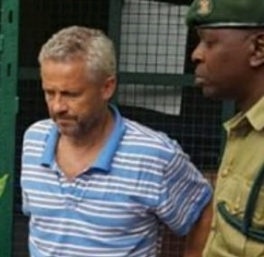 banana island wife killer peter nielsen