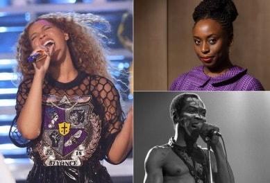 beyonce Chimamanda Adichie Feminism Quote