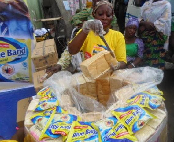 blue band margarine nigeria heart attack