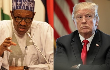 buhari trump meeting 2018